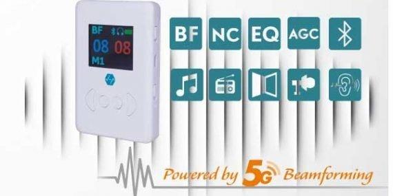 EasyHear-清晰聽多媒體袋裝式藍牙助聽器長者助聽器
